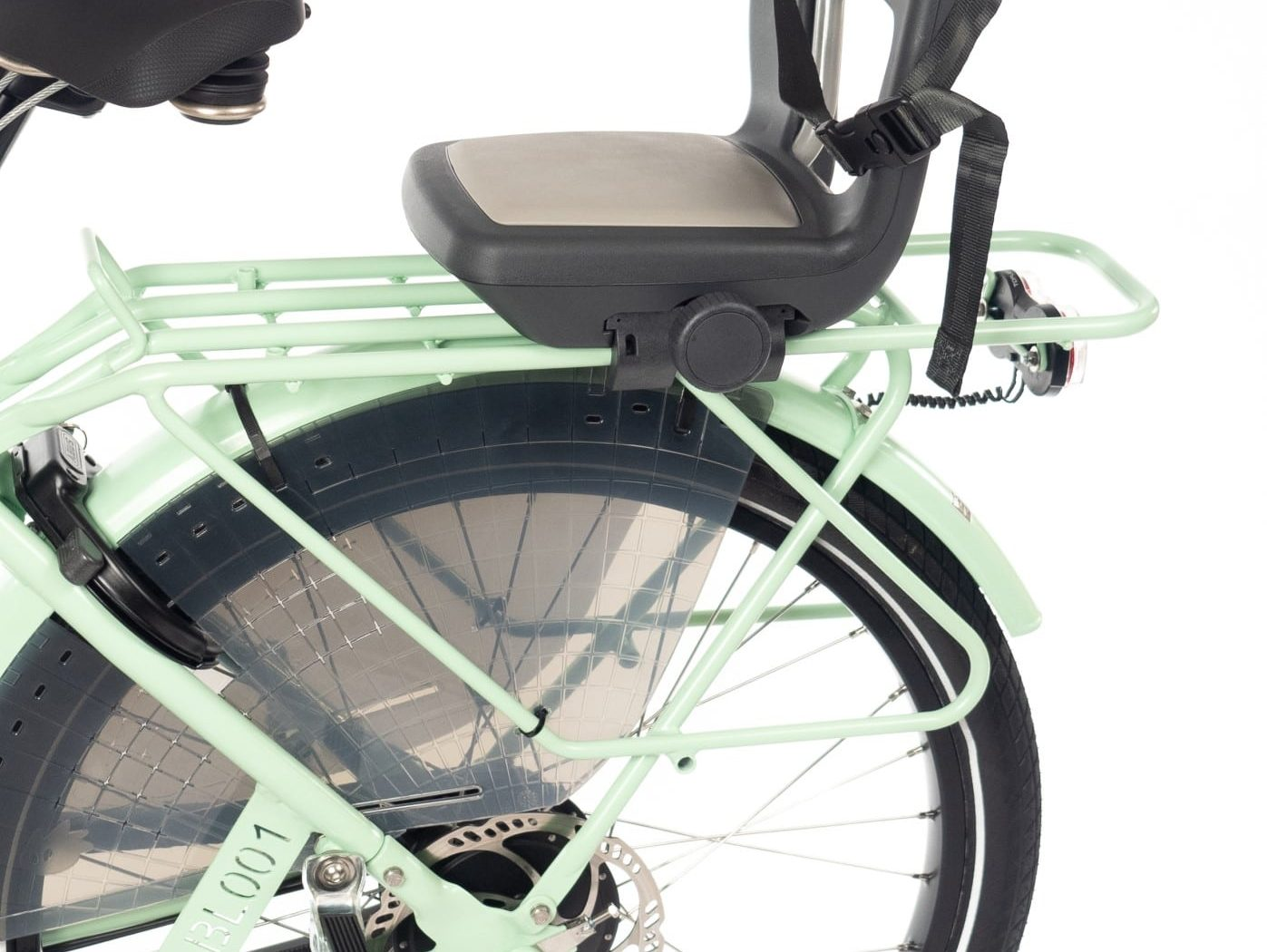 Qibbel 6+ Seat, WorkCycles Kr8