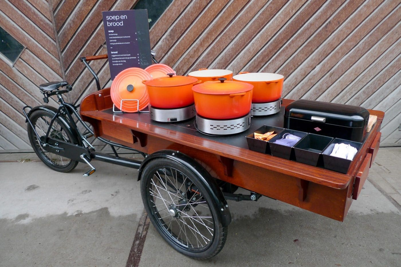 Coffee bike & catering
