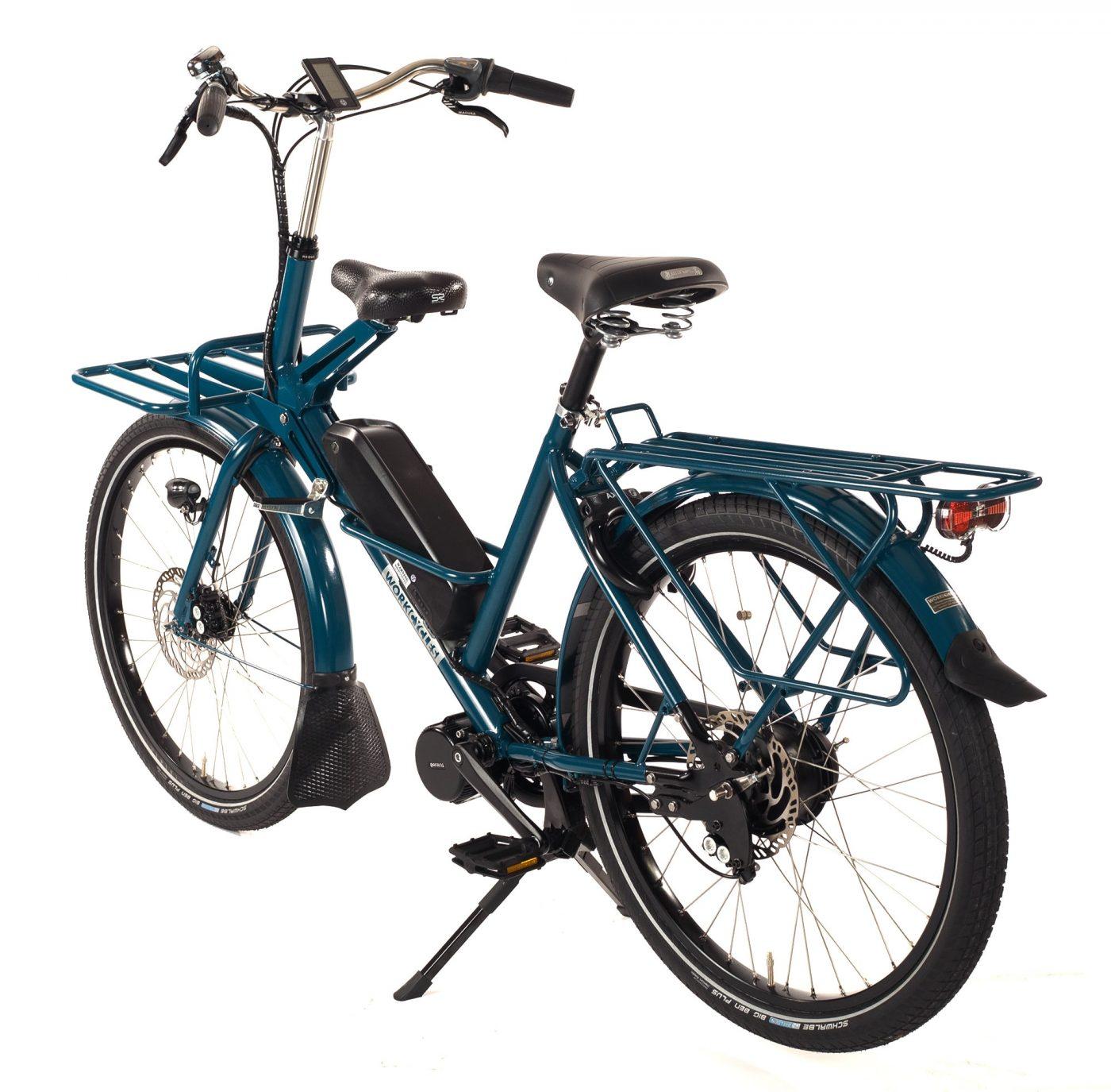 WorkCycles Fr8 MAD, dutch electric bike