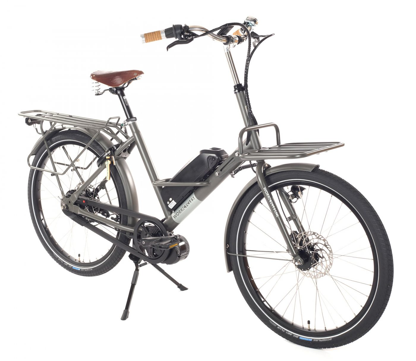 WorkCycles Fr8 MAD, dutch electric bike, dutch commuter bike