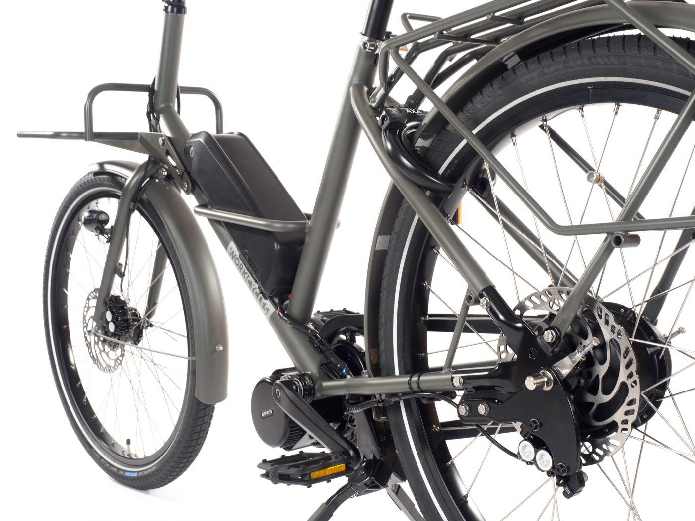 WorkCycles E-Bikes